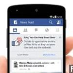 Facebook Wants You to Help Fight Ebola with Your Phone