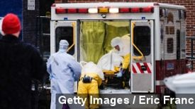 Sierra Leone Surgeon with Ebola Dies at Neb. Hospital