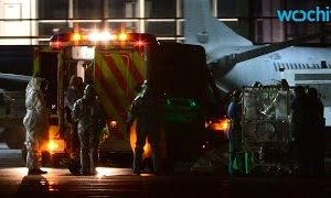 Health Worker with Ebola Transferred to London Hospital