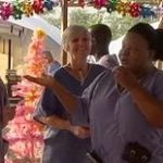 Nurses Offer Christmas Spirit to Ebola Patients in Sierra Leone