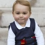The Internet Can't Handle How Cute Prince George is in His Christmas Photos