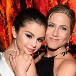 "Jennifer Aniston Gushes Over ""Extremely Supportive and Wonderful"" BFF Selena Gomez"
