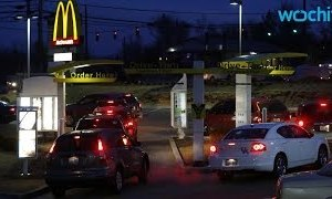 """McDonald's Super Bowl Ad Announces They Will Soon Accept """"Love"""" as Payment"""
