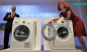 Samsung's Innovative New Washing Machine Has a Built-In Sink