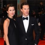 Actor Benedict Cumberbatch Marries Sophie Hunter on Isle of Wight