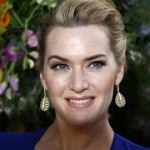 Kate Winslet Wows at 'A Little Chaos' Premiere