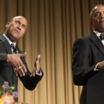 Obama Gets an Anger Translator at White House Correspondents' Dinner
