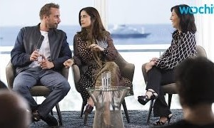 Cannes: Salma Hayek Talks Sexism in Hollywood at 'Women in Motion' Panel