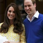 Kate Middleton Wears Yellow Floral Jenny Packham Dress for Royal Baby No. 2 Debut