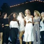 Taylor Swift Stuns on Stage with Kendall Jenner and Their Famous BFFs